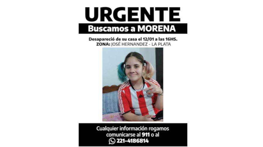 2021 14 01 Morena Gastañaga Desaparecida La Plata