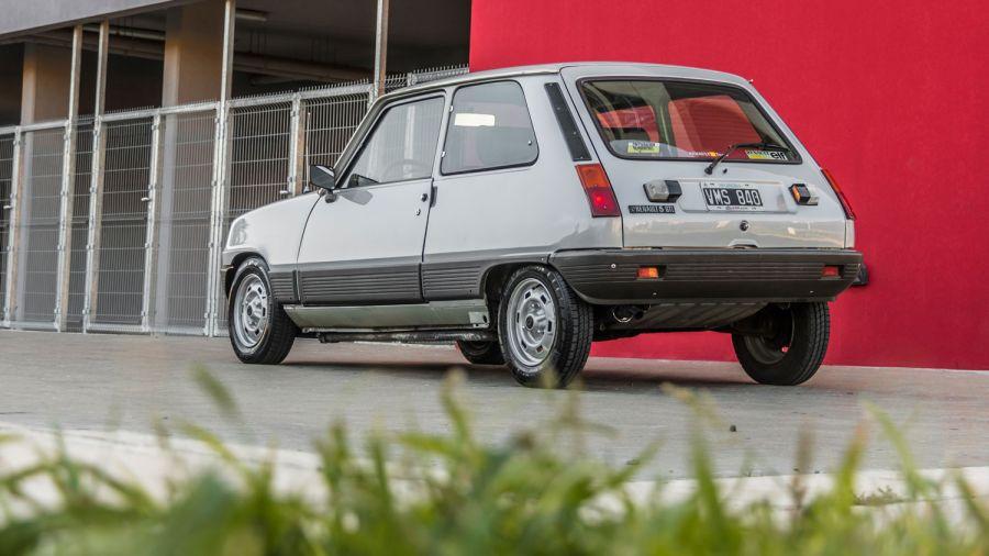 Renault 5 GTL (Fotos: Alejandro Cortina Ricci - Autos Inolvidables Argentinos)