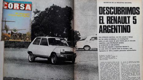 Renault 5 - Parabrisas Corsa