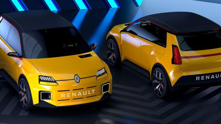 Renault Prototype 5