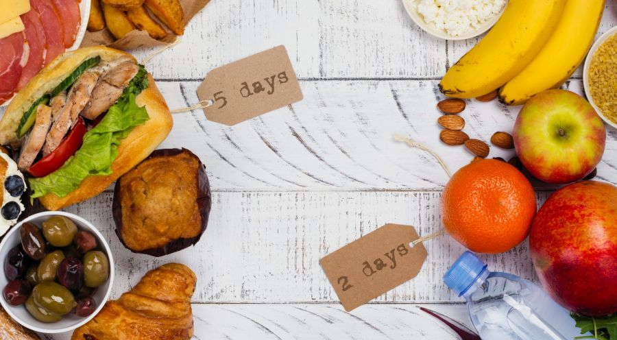 Dieta del ayuno intermitente