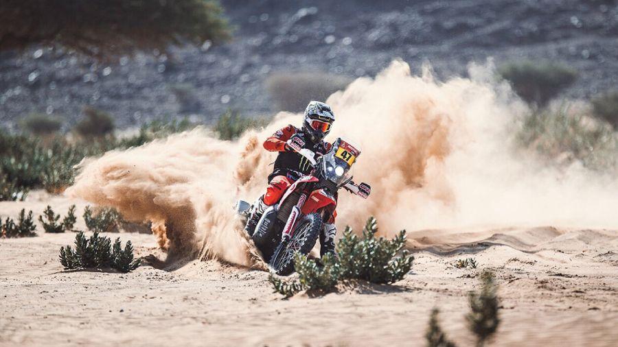 Kevin Benavides - Honda CRF 450 Rally
