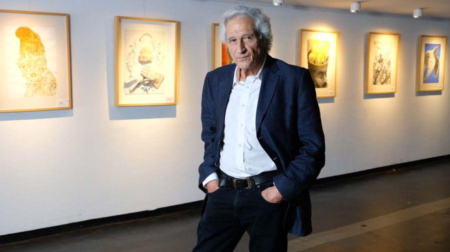 Silvio Maresca, en la entrevista con Jorge Fontevecchia.