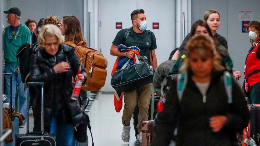 Aeropuerto Chicago Coronavirus