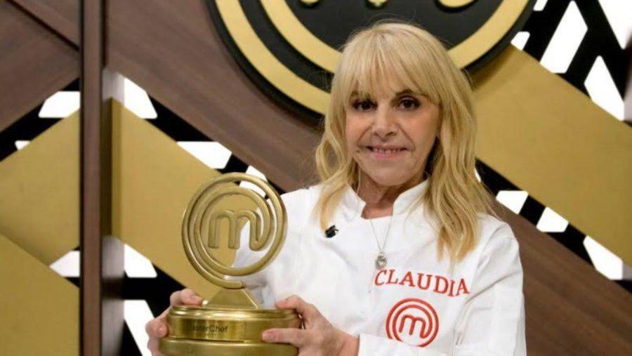 Claudia Villafañe, ganadora de Masterchef: