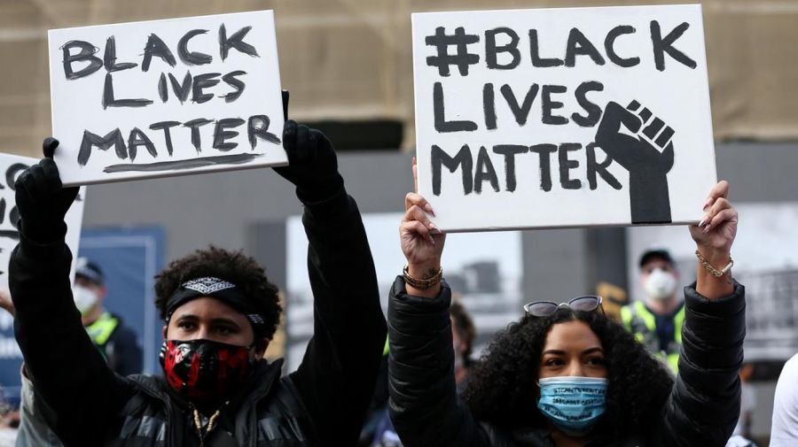 Black Lives Matter 20210119