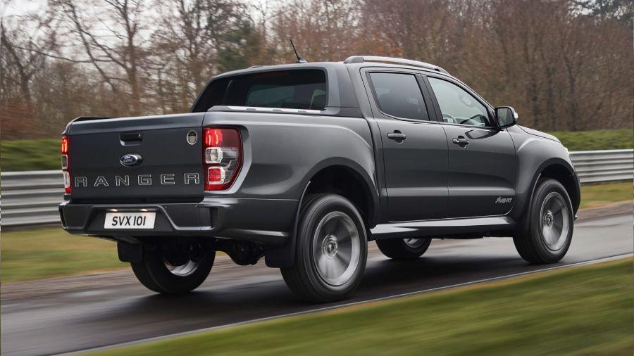 Ford Ranger MS-RT