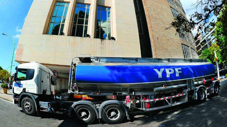 El caso YPF