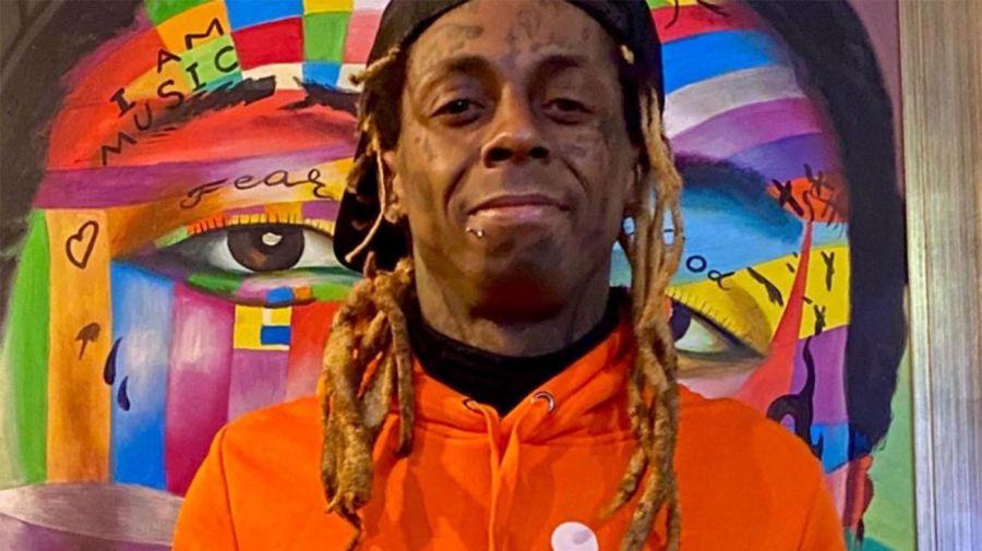 Lil Wayne trump 20210120