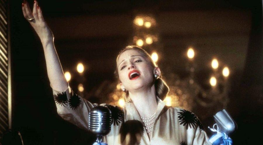 Madonna en Argentina