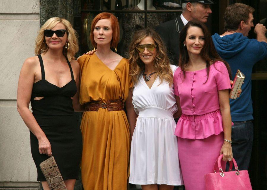 Vuelven Carrie, Charlotte y Miranda, sin Samantha