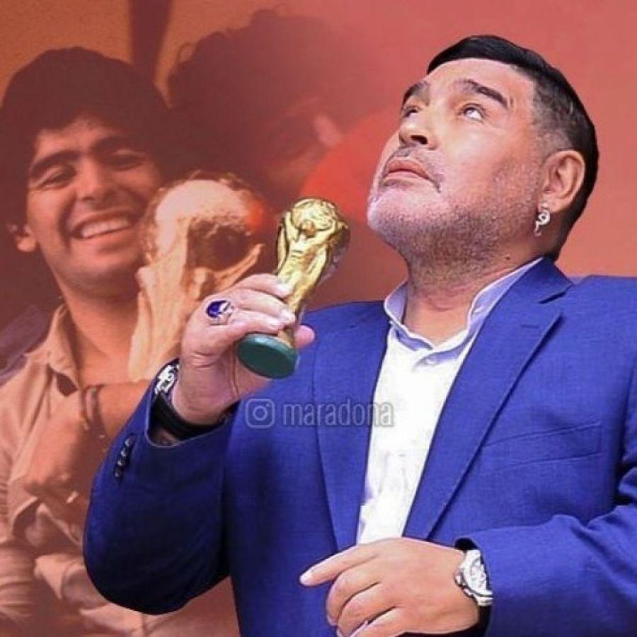 Diego Maradona: aparecen dos misteriosas cajas fuertes en Dubai