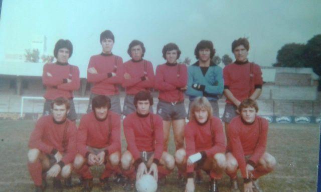 Marcelo Tinelli futbolista: la foto inédita a un paso de dar el gran salto