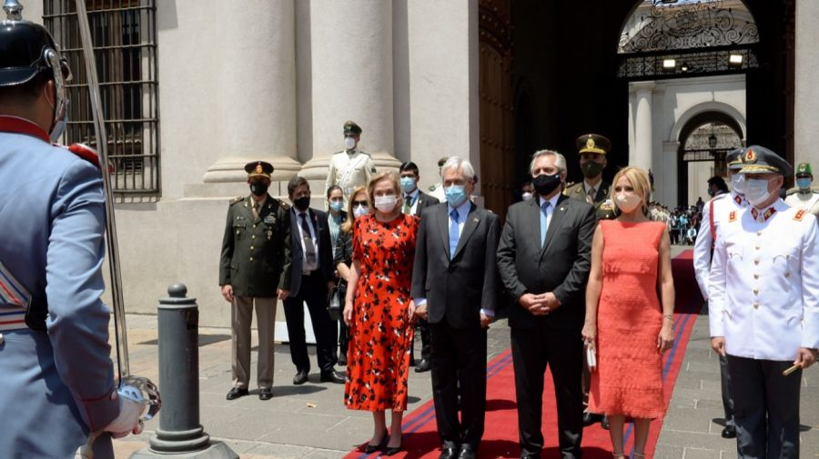 primera dama fabiola yañez Cecilia Morel chile g_20210126
