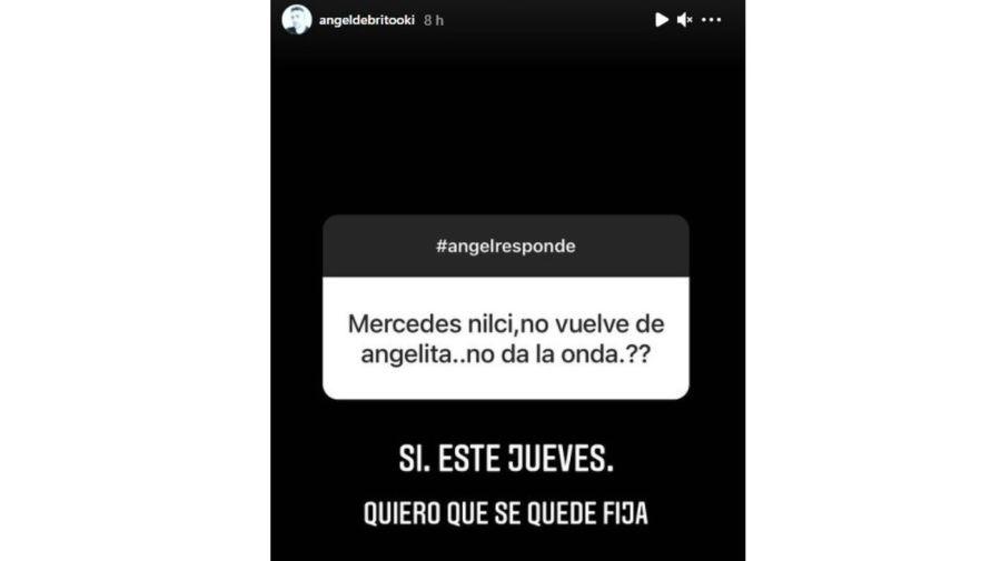 Angel de Brito-Mercedes Ninci