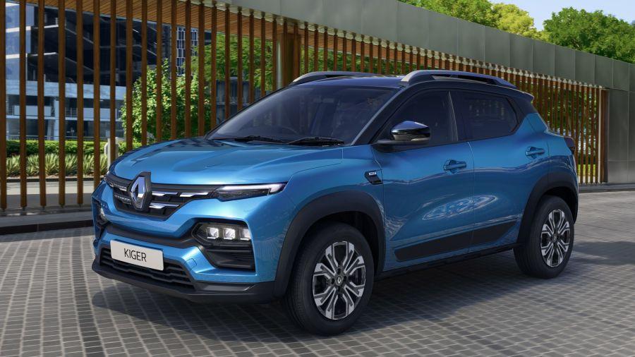 Así es el nuevo Renault Kiger