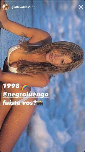 El secreto de Guillermina Valdés para estar siempre espléndida