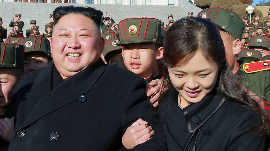 Kim Jong-un Esposa Coroanvirus