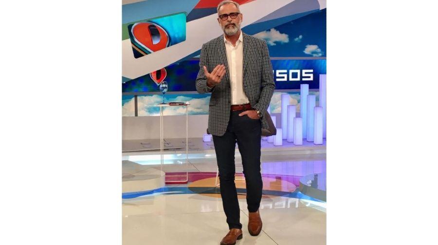 Jorge Rial en Intrusos