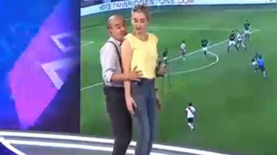 Elio Rossi y Mariela Fernandez