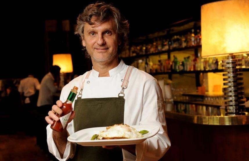 Pablo Massey, el chef de 58 años que fue denunciado por acoso por una ex empleada de la Panaderia de Pablo