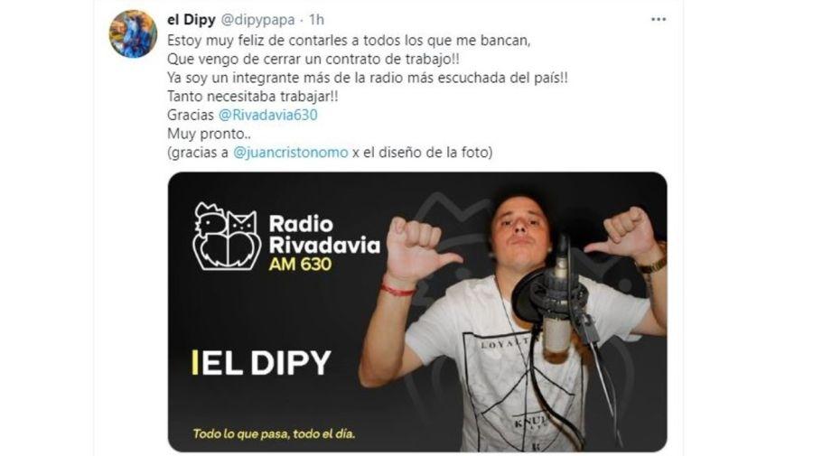El Dipy - Radio Rivadavia