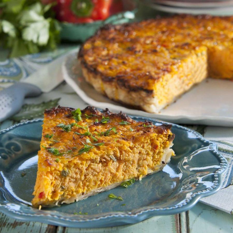 Jimena Monteverde te enseña a preparar tarta de zanahorias