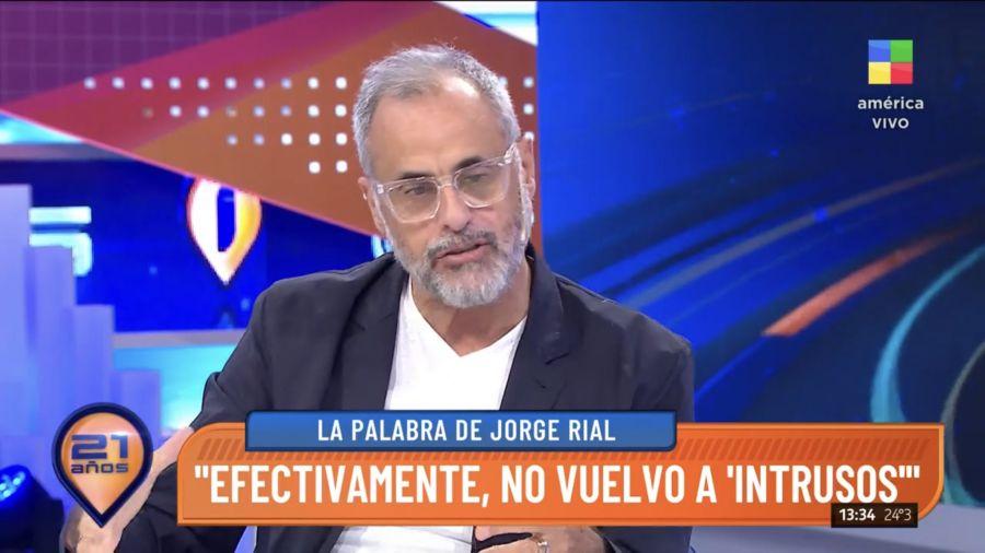 Jorge Rial: