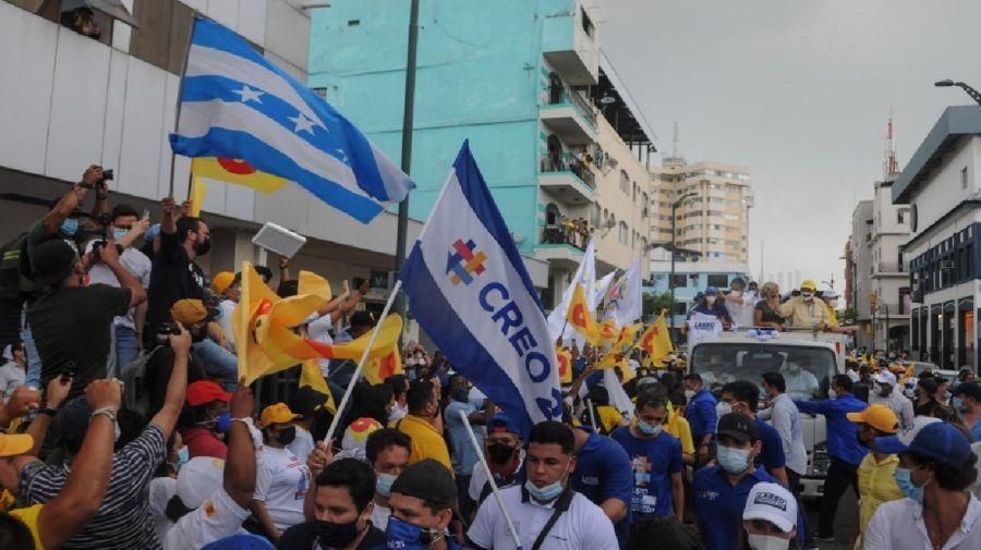 Elecciones Presidenciales Ecuador