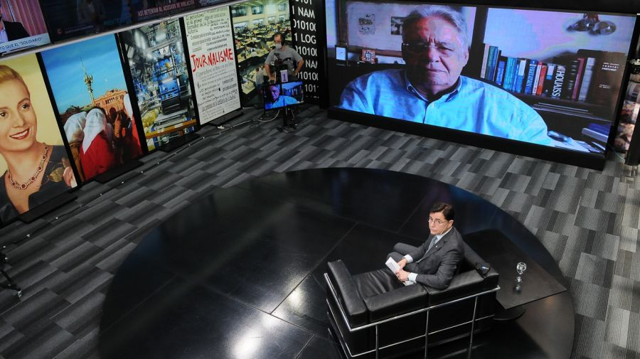Jorge Fontevecchia entrevista a Fernando Cardozo-Pablo Cuarterolo 20210204