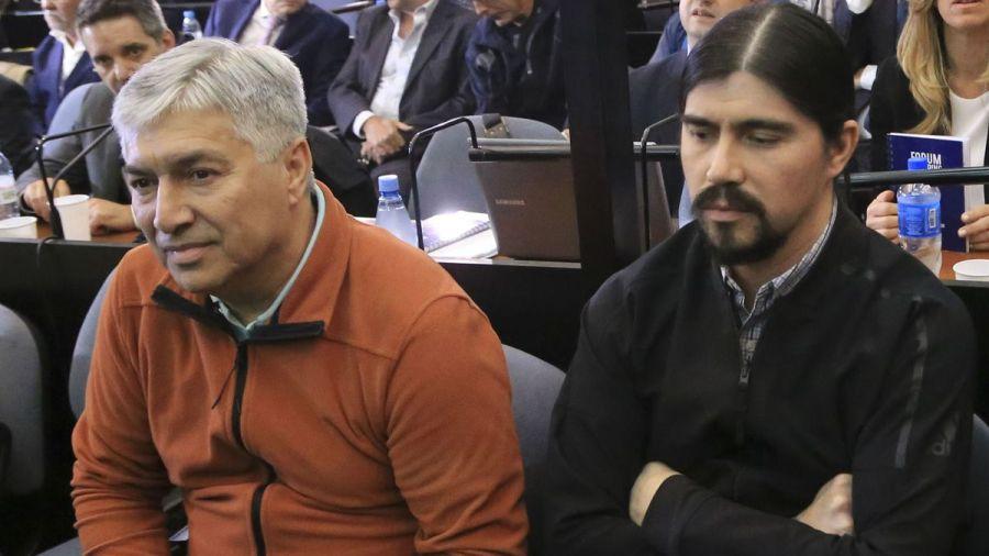 Martín Báez pidió su absolución: