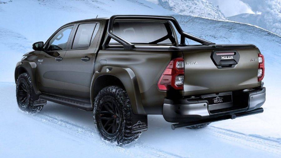 Kit Toyota Hilux