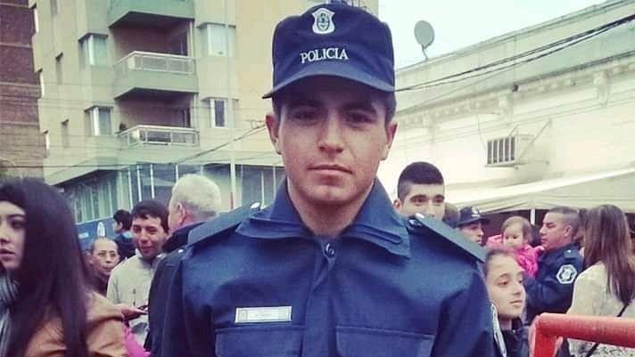 Matías Ezequiel Martínez, presunto femicida de Úrsula Bahillo.