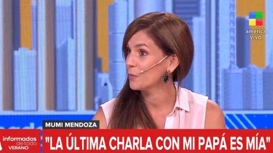 Mercedes Mendoza