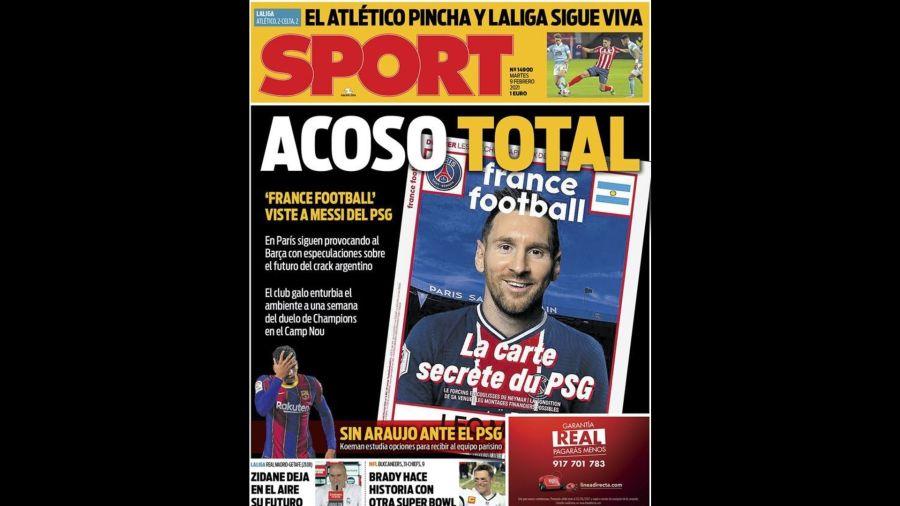 Messi Sport