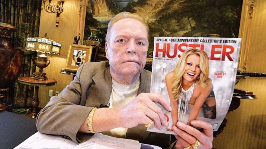Larry Flynt Revista Hustler