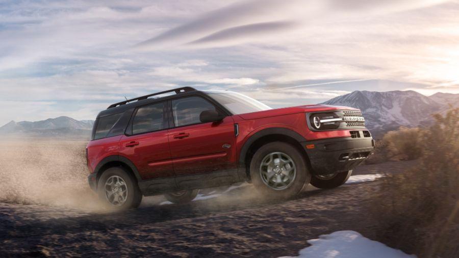 Cómo es la Ford Bronco que llegó a la Argentina