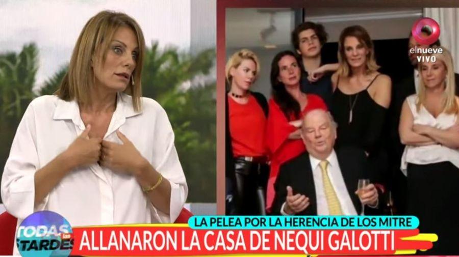 Nequi Galotti allanamiento