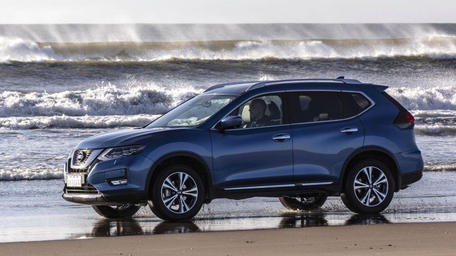 Nissan presentó el renovado X-Trail en la Argentina