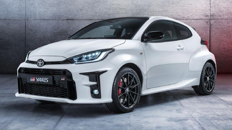 Toyota GR Sport