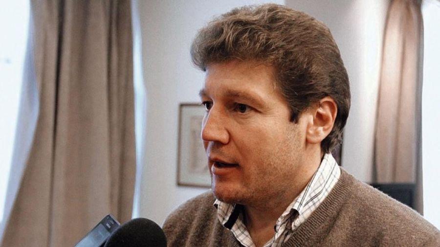 Gustavo Melella, gobernador de Tierra del Fuego 20210212
