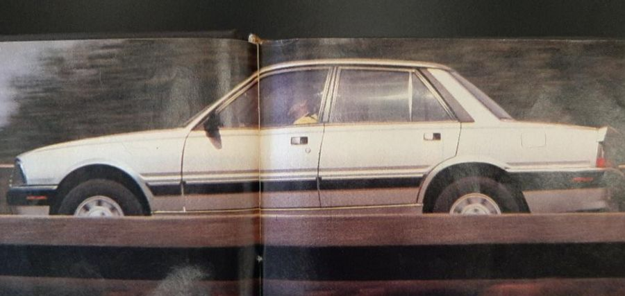 Peugeot 505 SRi
