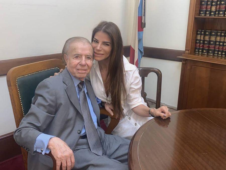 Murió Carlos Menem: su vida en fotos