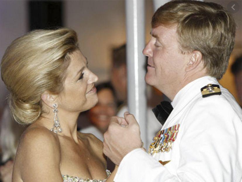 Mira como fue el particular festejo de Guillermo y Máxima Zorreguieta en el Día de San Valentín