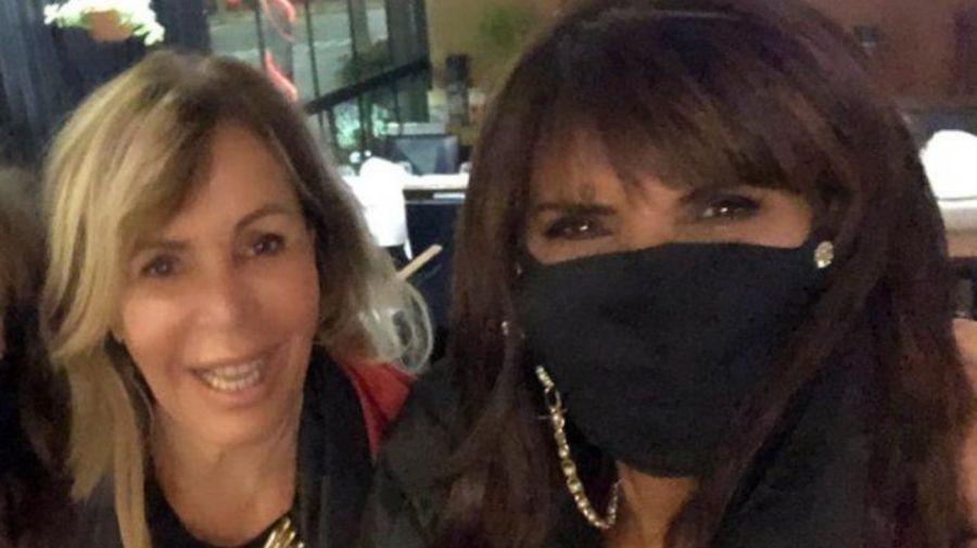 Pata Villanueva y Anama Ferreira