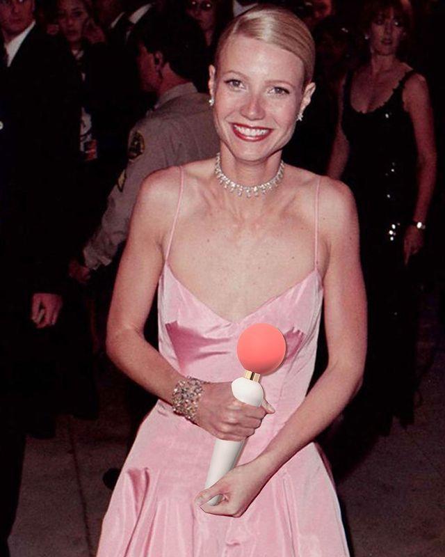 Gwyneth Paltrow se lanzó al mercado de los productos eróticos
