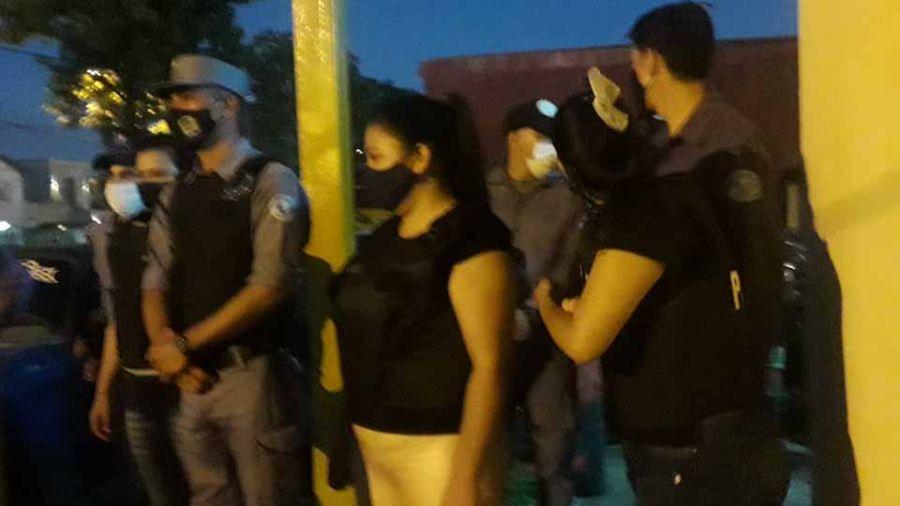 policia de civil en Clorinda