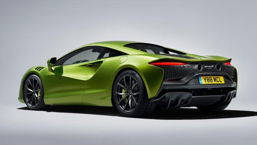 Así es el McLaren Artura