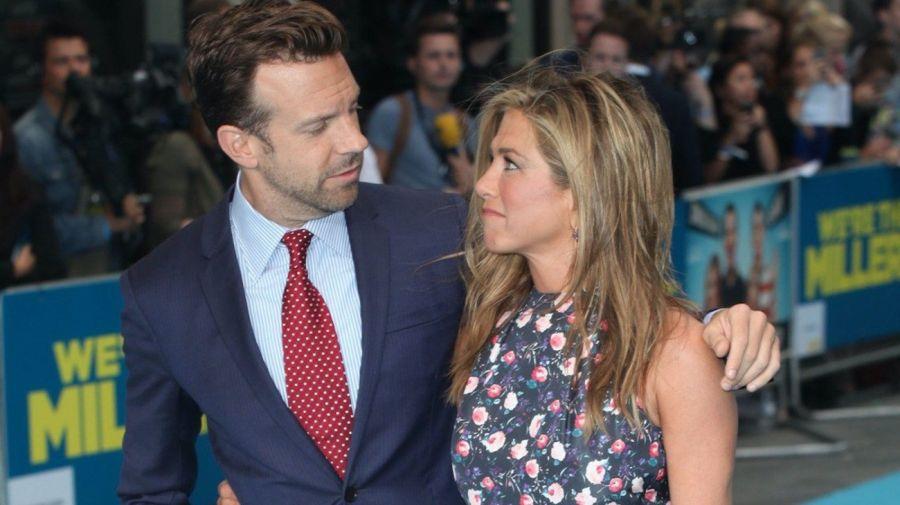 Jennifer Aniston y Jason Sudeikis