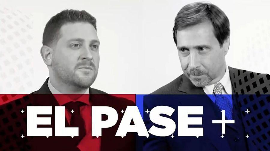 Jonatan Viale - Eduardo Feinmann - El Pase
